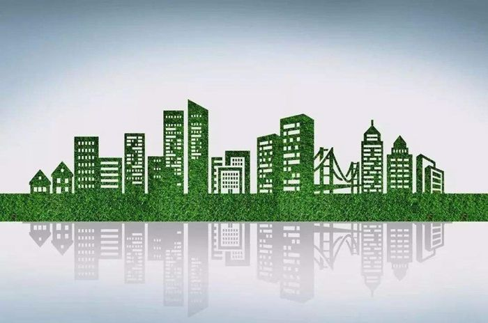 The new standard for green building evaluation is about to be implemented, and the application prospect of GRC is good.