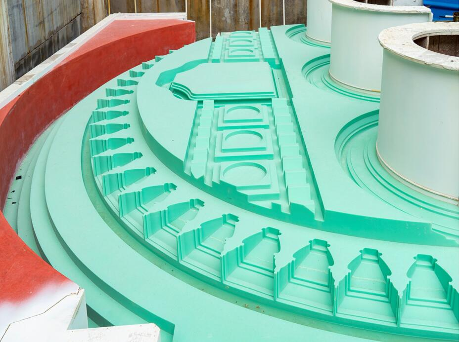 Shantai Company Interprets the Production of GRC Moulds for You